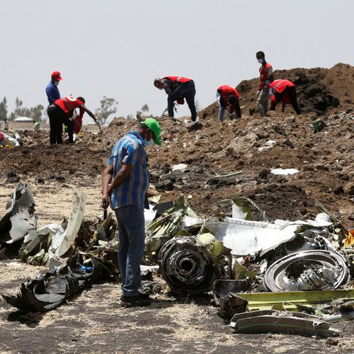 'Pitch up, pitch up': Final moments of Ethiopia Airlines crash