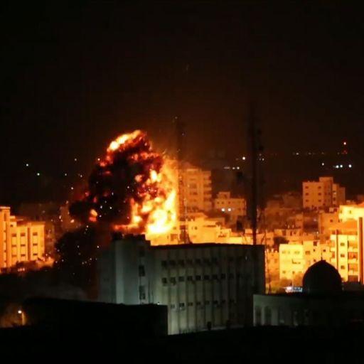 Benjamin Netanyahu 'prepared to do more' as UN warns of new Gaza conflict
