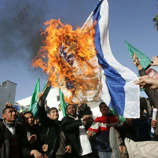 Hamas and Israel: A history of violence