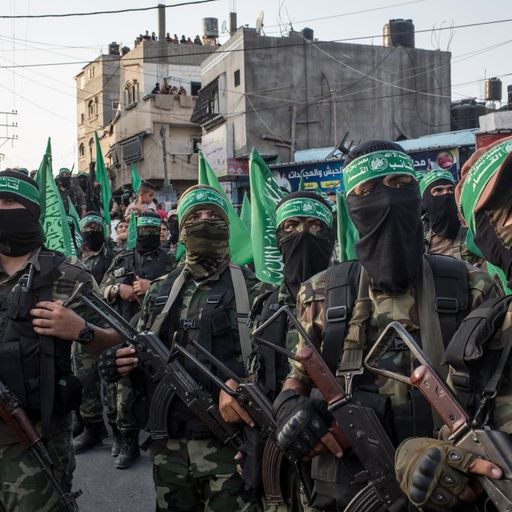Hamas and Israel: A history of violence