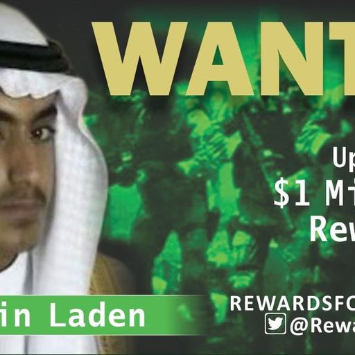 Who is Hamza bin Laden?
