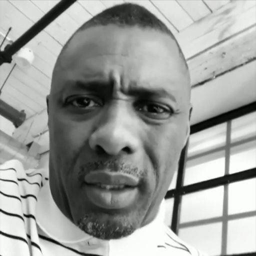 Knife crime crisis: Idris Elba pleads for end to 'stupid' violence in passionate video