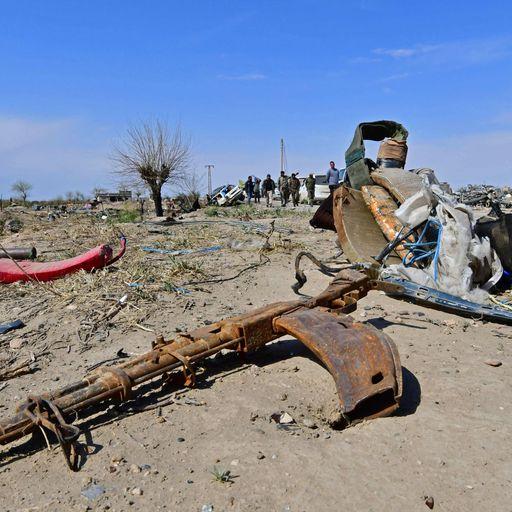 Islamic State eliminated in 'apocalyptic wasteland'