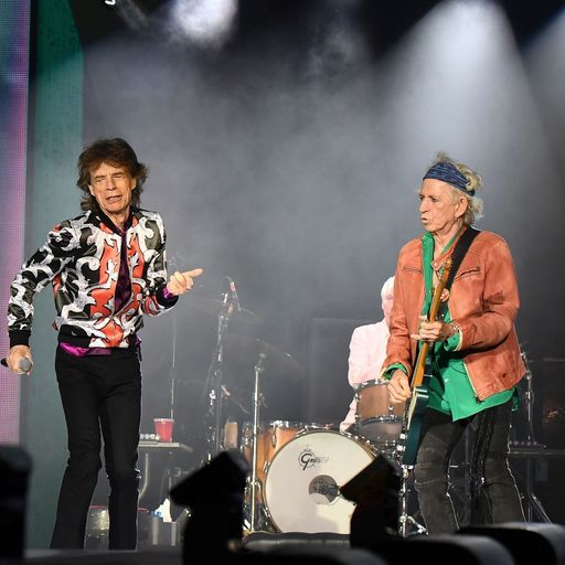 Sky Views: The Rolling Stones have still got it