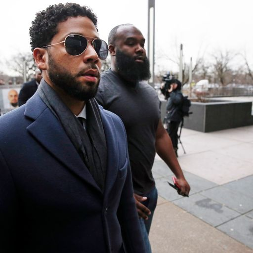 'I have been truthful': Charges dropped against Empire actor Jussie Smollett