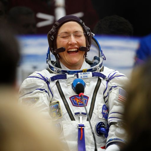 Spacesuit gaffe forces NASA to cancel giant leap for womankind