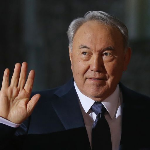 Kazakhstan's leader unexpectedly resigns