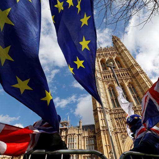 Tory rebels help limit next PM's power to shut parliament to pursue no-deal Brexit