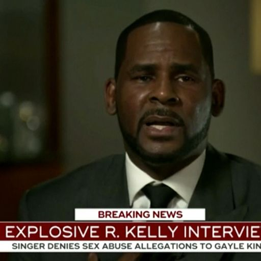 R Kelly blames ex-wife for 'destroying' his name