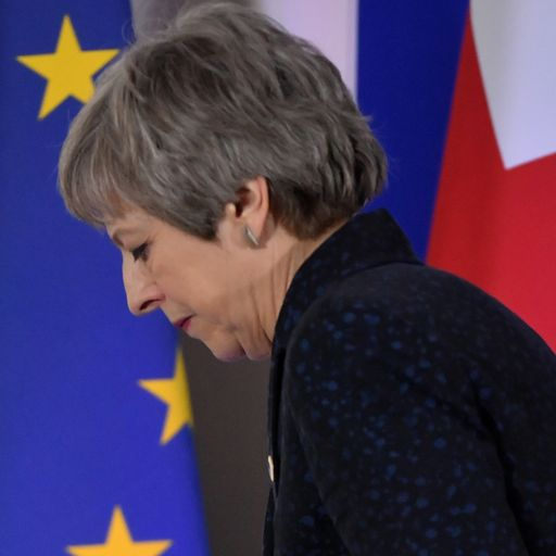 May says she made 'some mistakes' as she vows to quit