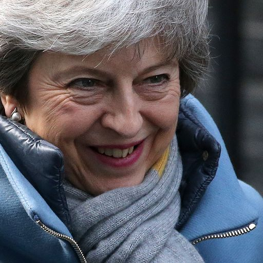 Theresa May hints she could quit in event of long Brexit delay
