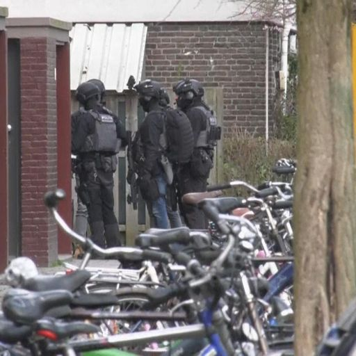 Dutch shooting: As it happened