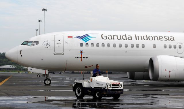 Garuda Indonesia scraps order for 49 Boeing 737 MAX 8 jets after crashes