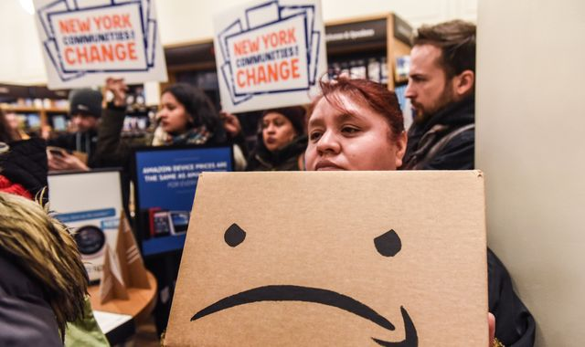 Workers protest and strike as Amazon doubles Prime Day length and halves delivery times