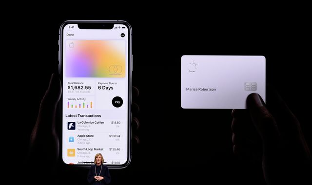 Apple aims to take a bite out of credit card market