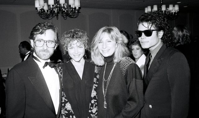Barbra Streisand sorry after saying Michael Jackson's alleged victims 'thrilled' to be at Neverland