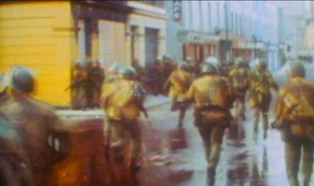Tight security for first court hearing in Bloody Sunday case