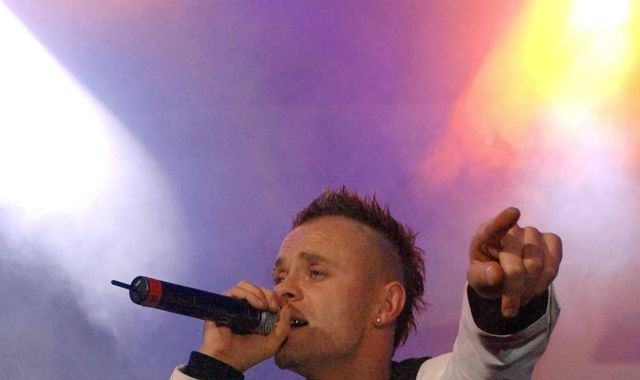 East 17's Brian Harvey arrested over alleged malicious communications