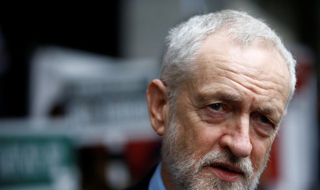 'Juvenile' Corbyn walks out of cross-party meeting after Independent Group members invited