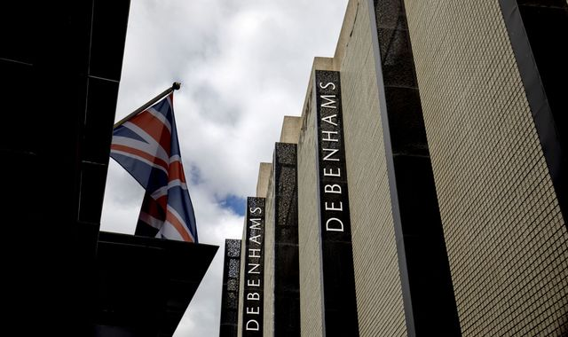 Mike Ashley's Sports Direct attacks struggling Debenhams for rejecting its proposals