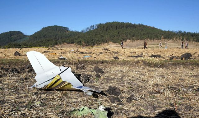 'Clear similarity' between Ethiopia and Indonesia plane crashes, says transport minister