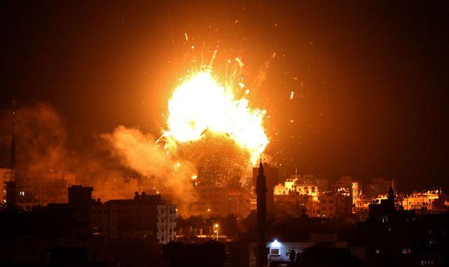 Further violence on Gaza border could be bad for Benjamin Netanyahu