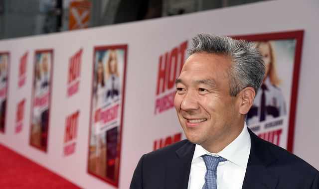 Warner Bros boss Kevin Tsujihara quits over Brit actress affair claims