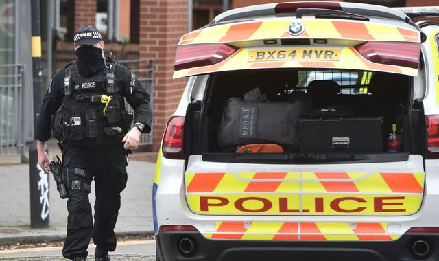 Man shot dead by police during 'intelligence-led operation' in Birmingham