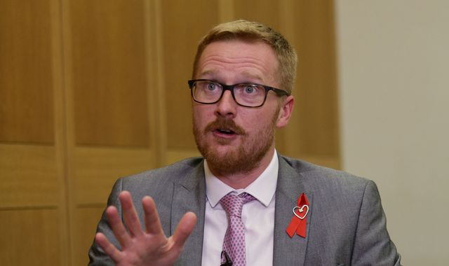 Brexit: Labour MP Lloyd Russell-Moyle attacked and called 'traitor'