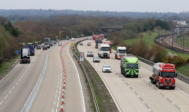 Operation Brock: M20 to partially close in no-deal Brexit test