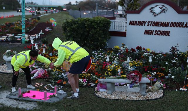 Parkland school shooting: Second survivor takes own life, report says