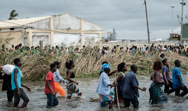 Cyclone Idai: 500 dead, with figure set to rise across Zimbabwe, Mozambique and Malawi