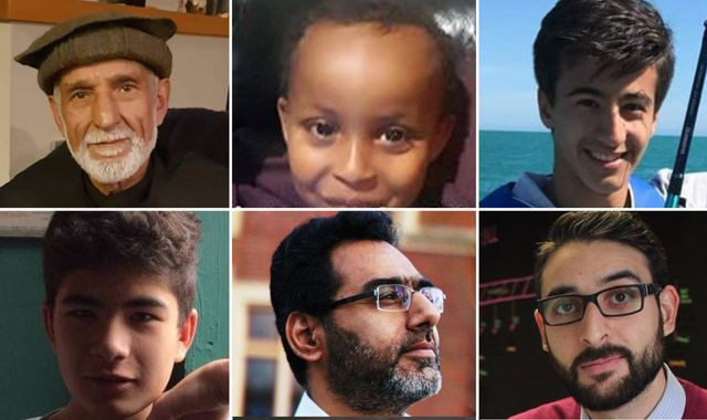 NZ mosque shootings: Faces of those feared dead