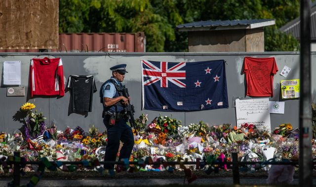 Man jailed for sharing footage of Christchurch mosque shooting