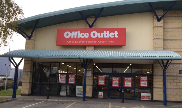 Office Outlet in administration putting 1,200 jobs at risk