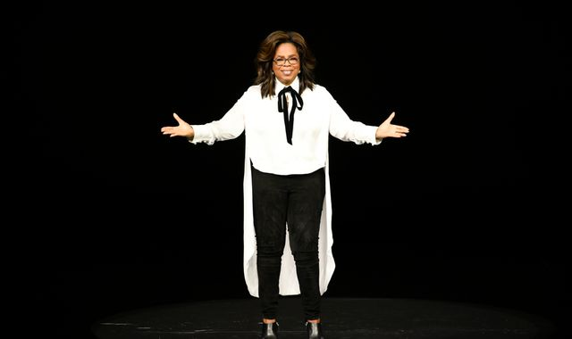 Oprah Winfrey announces US wellness tour