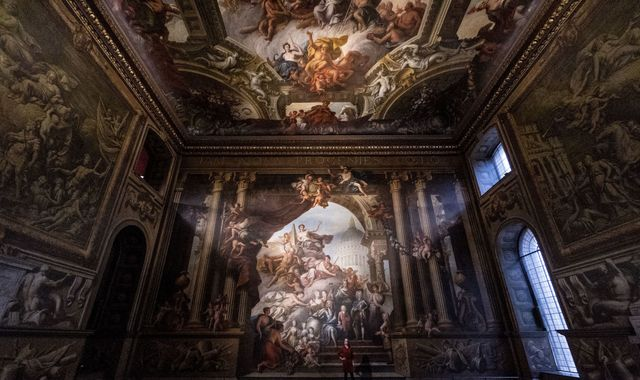 Britain's 'Sistine Chapel' reopens after multimillion pound restoration