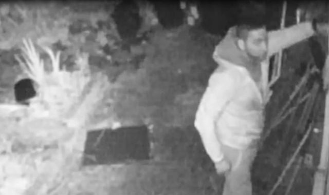 WWII veteran's death: CCTV footage released of attempted burglary as police search for suspects