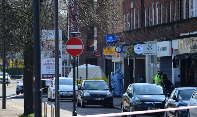 Shop worker dies during Pinner newsagent robbery amid fresh spate of UK stabbings
