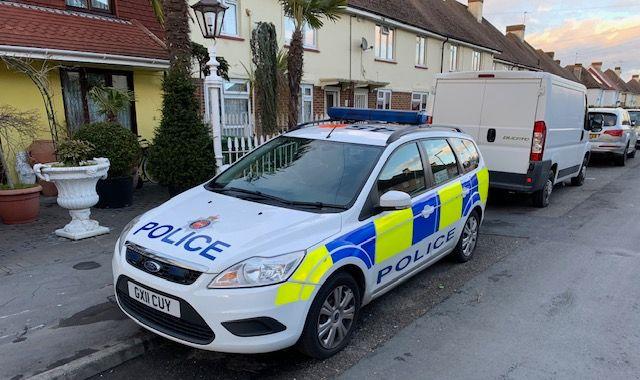 Police declare terrorism incident after teenager stabbed in Surrey