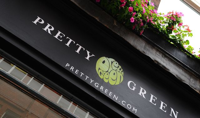 Liam Gallagher's Pretty Green to become latest ‎fashion victim
