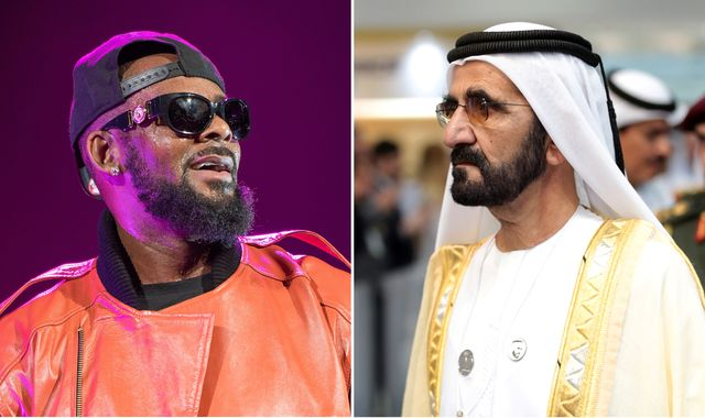 R Kelly: Dubai denies R&B singer was due to perform and meet royal family