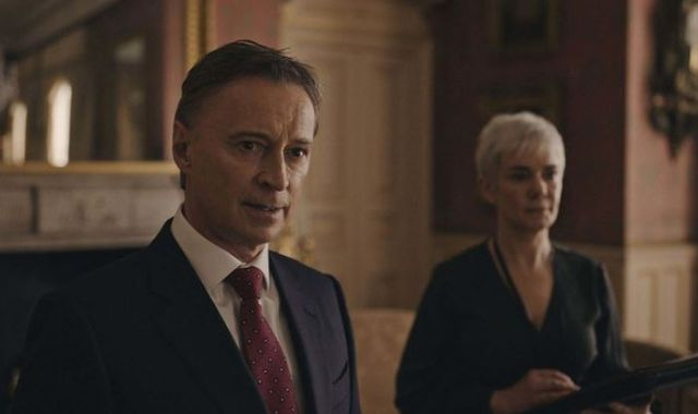 Robert Carlyle on playing a PM, social media, and thanking Begbie