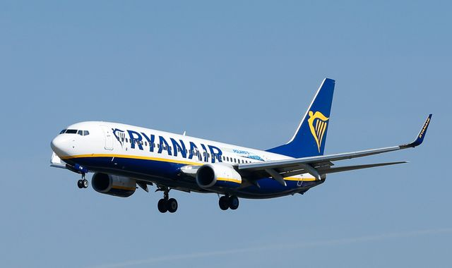 Ryanair profits slump 29% due to fare and costs turbulence