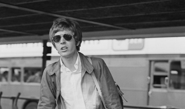 Scott Walker: Singer-songwriter dies aged 76