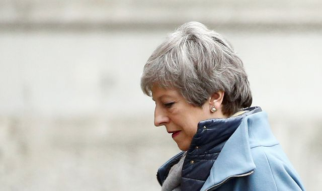 Theresa May resigns: The woman famous for her resilience could endure no more
