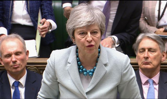 Theresa May loses three ministers as MPs take control of Brexit process