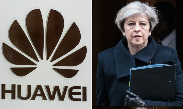Leak of UK security talks on Huawei may spark inquiry, says minister