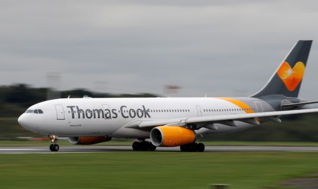 Bidders try to land Thomas Cook ‎as lenders chart new course