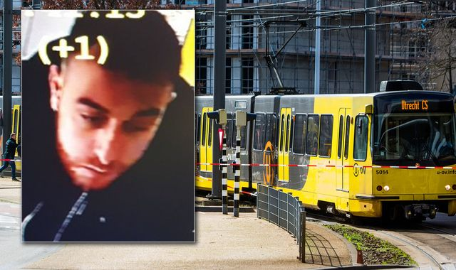 Utrecht tram shooting: Three people killed in possible terror attack